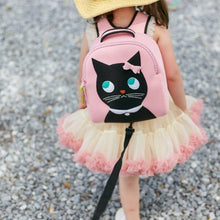 Miss cat harness backpack
