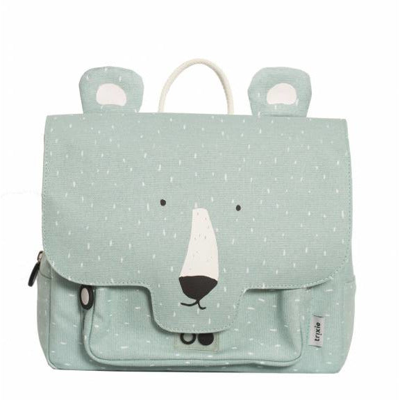 Trixie Mr polar bear School Satchel