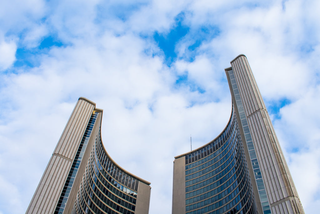 City Hall - Toronto - Fotofibre