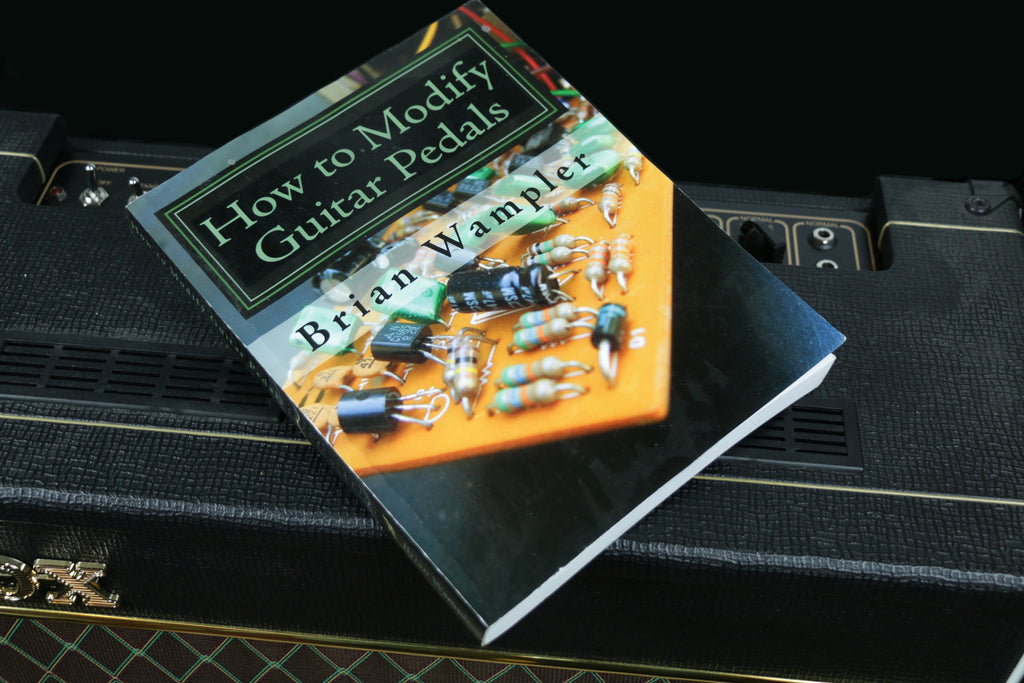 How to Modify Effect Pedals book
