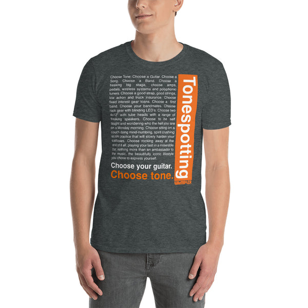 Tonespotting Short-Sleeve Unisex T-Shirt
