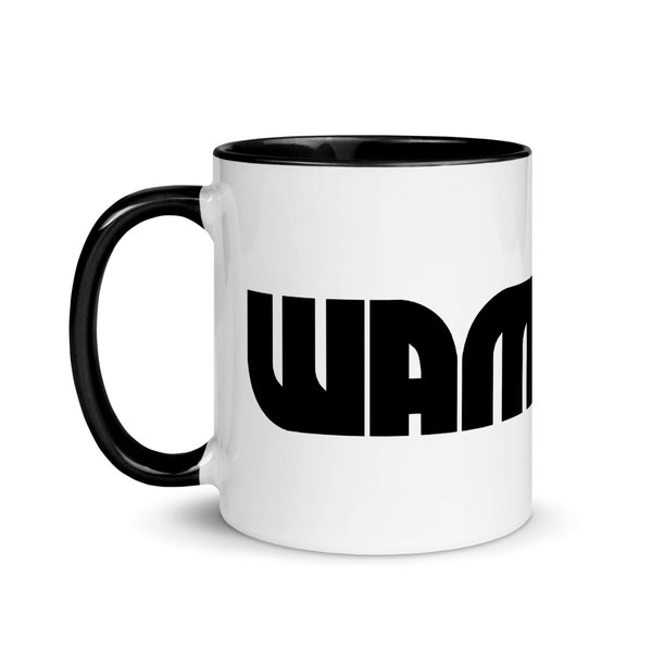 Wampler Logo Mug with Color Inside