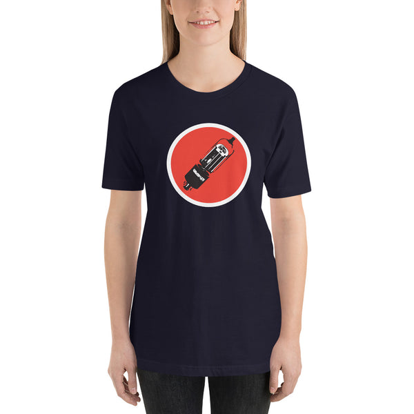 Retro Tube Short-Sleeve Unisex T-Shirt