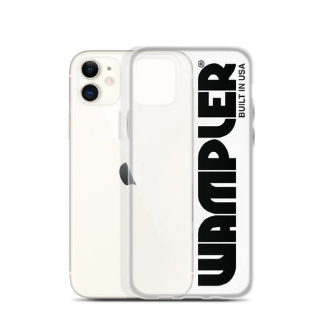 Wampler Logo iPhone Case