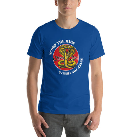 Cobra Bri Short-Sleeve Unisex T-Shirt