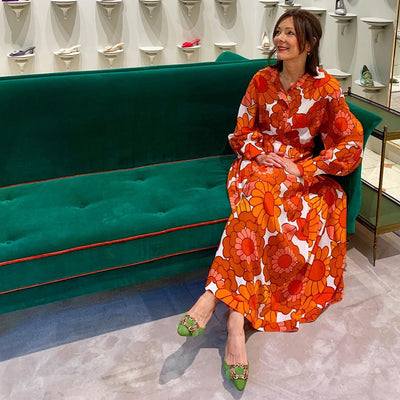 Meet Stephanie Hirschmiller, European Editor of Footwear News