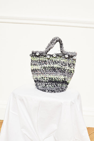 UPCYCLED CROCHET BAG