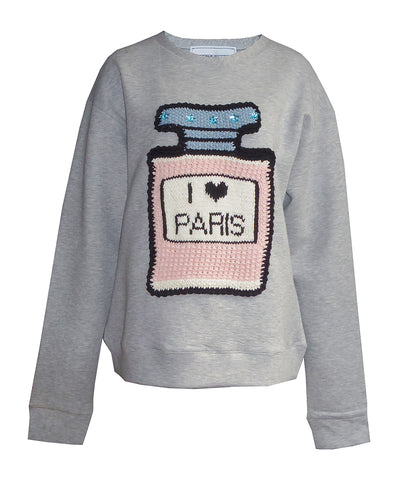 I LOVE PARIS CLASSIC in Grey
