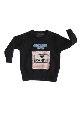 I LOVE PARIS FW1718 for Kids