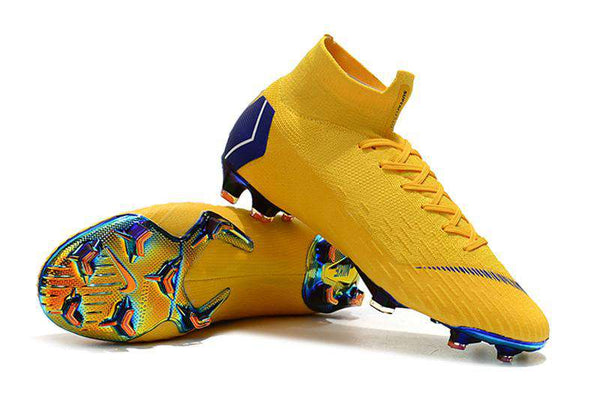 Chuteira Nike Mercurial Superfly FG VI Elite - Yellow