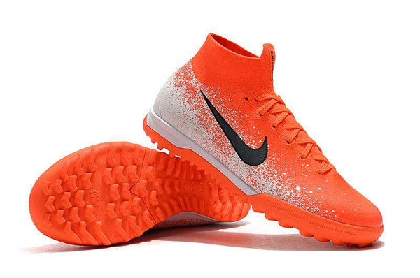 Chuteira Nike Mercurial SuperflyX VI Elite TF Society - Euphoria