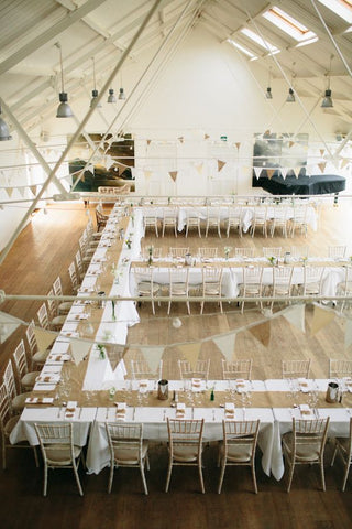 alternate wedding reception seating