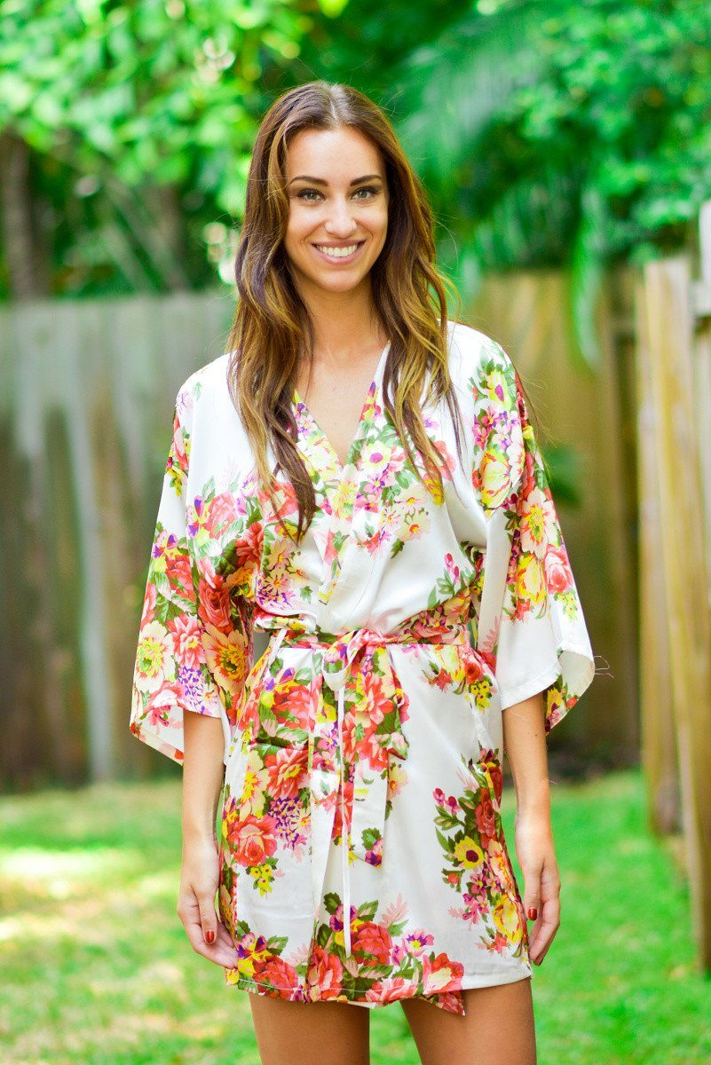 Sets of Floral Robes - Bundles
