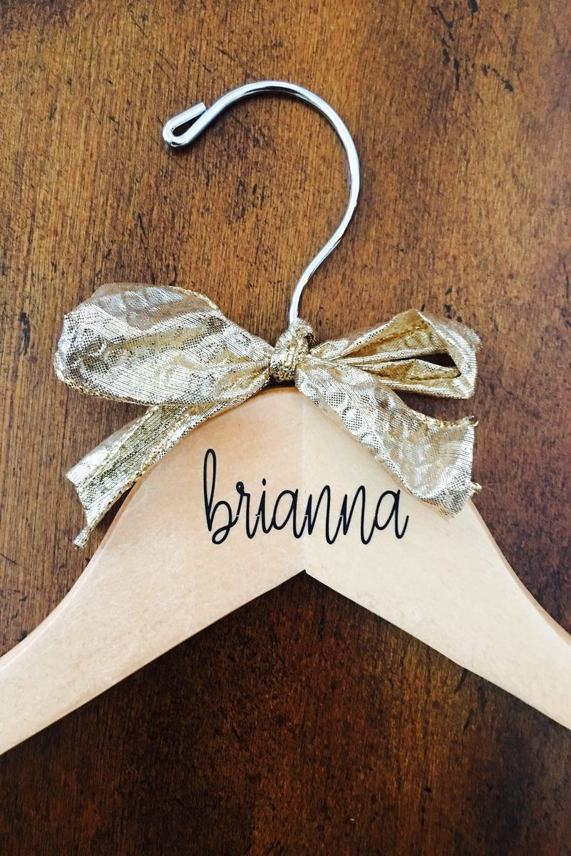 Hanger with Name