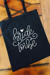 New Item - Tote - Bride to Be