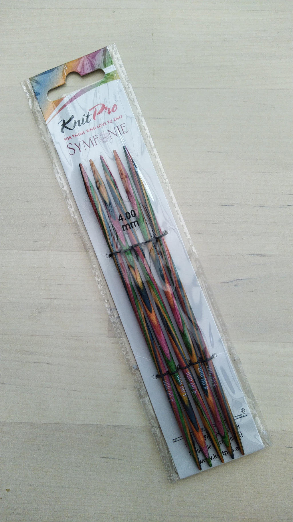 Knit Pro Double Poonted Needles
