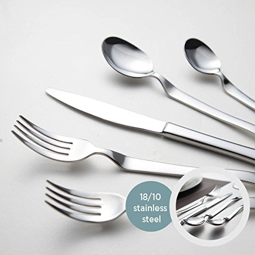 Restoring Shine and Polish of Stainless Steel Flatware