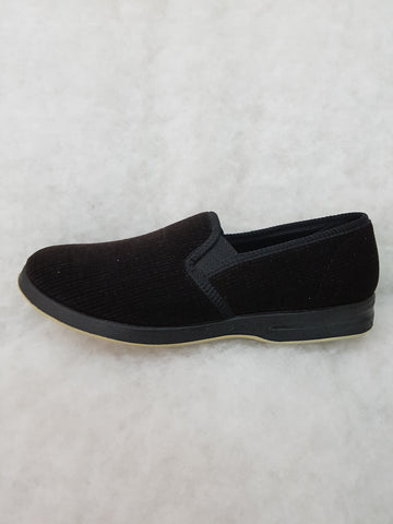 REGAL MENS TWIN GORE SLIPPER