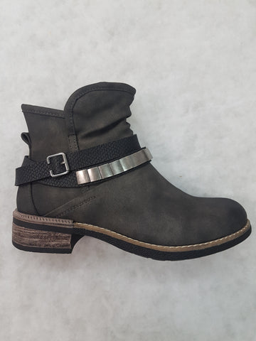 RIEKER SHOE CANADA LTD 94671 RIEKER LA LOW WINTER BOO - G103506