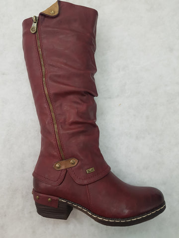RIEKER SHOE CANADA LTD 93655 RIEKER LA MH WINTER BOOT - G102659