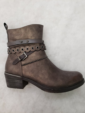 R1171 Rieker LA MH winter boot