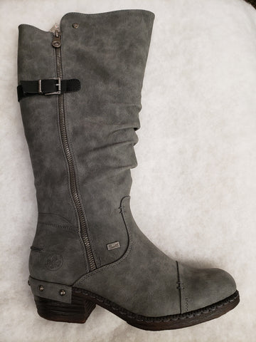 93654 Rieker LA winter boot