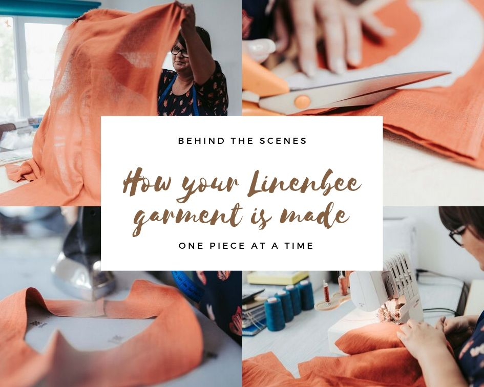 Behind the Scenes at Linenbee
