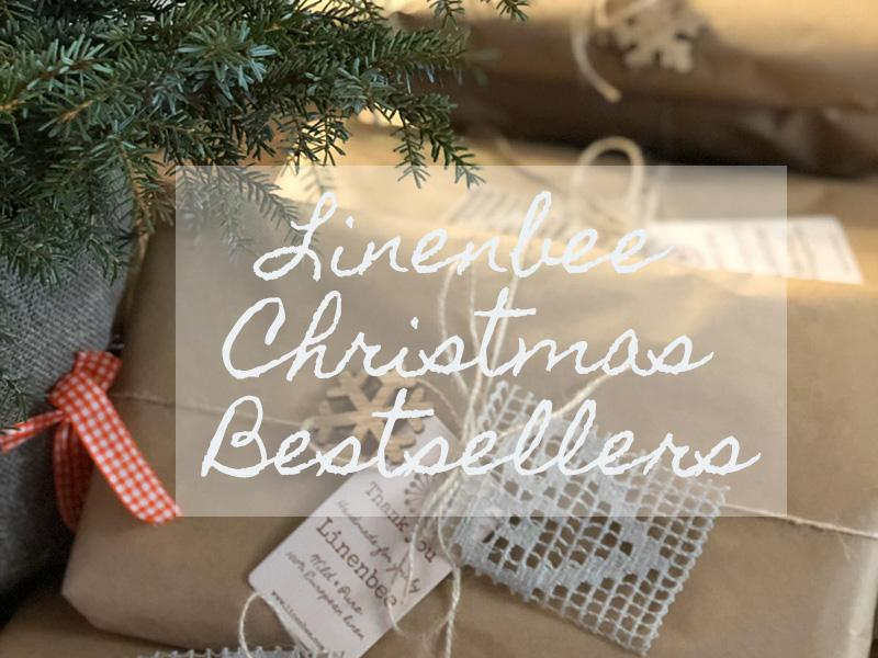 Christmas Gifts - your favorites from Linenbee