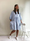 Womens Tunic, Plus Size Tunic Dress, Linen Tunic, Summer Tunic Dress, Summer Dress, Loose Tunic Dress, Linen Dress, Plus size dress