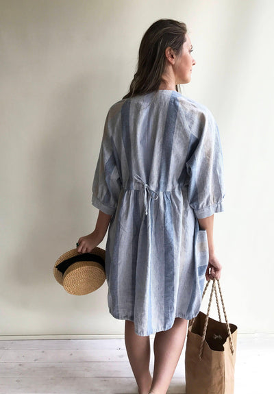 Comfortable Womens Dress, Summer Dress, Beach Dress for women, Plus size tunic, Loose Linen Dress, Linen Tunic Dress, Tunics for women