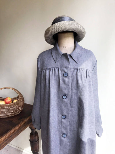 Linen Jacket, Womens Jacket Linen, Linen Coat, plus size jacket, Womens Coat Summer, Linen Cardigan, Linen Clothing, Work Jacket