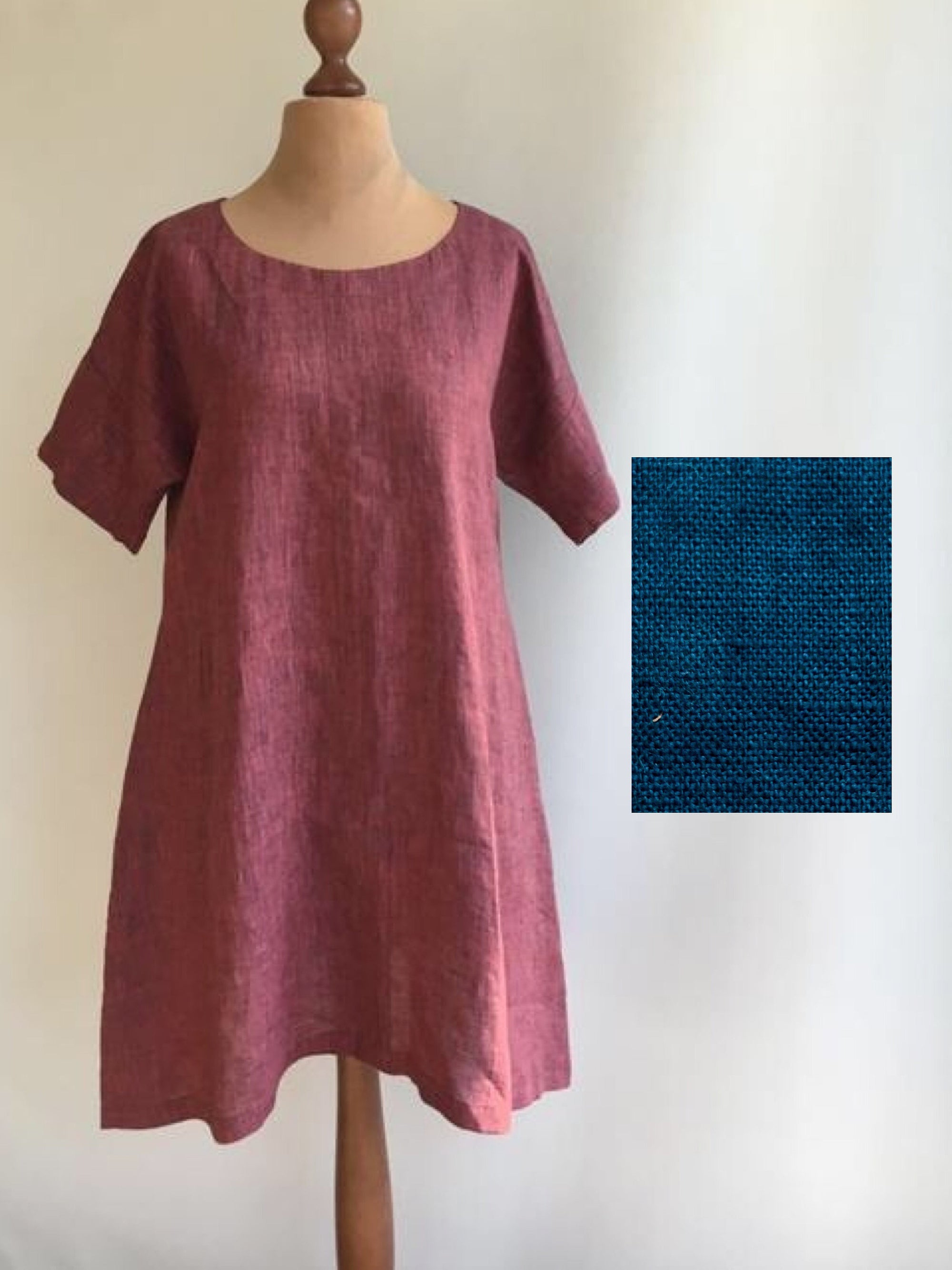 Ready to Ship: Tunic Top, Size XL