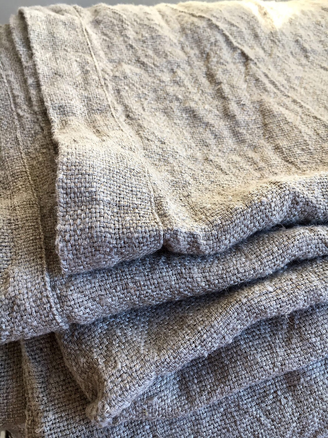 Linen bed cover, Rustic linen, Rustic blanket, linen throw, bed throw, rustic throw, natural bed covers, linen bedding, burlap bedding