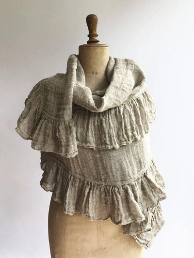 Wraps Shawl, Wedding Shawl-Linenbee