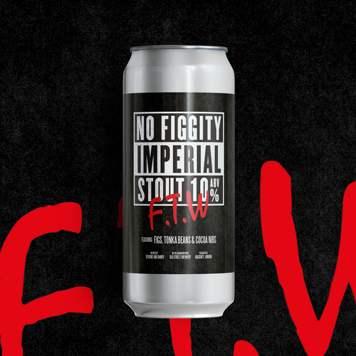 No Figgity - Imperial Stout