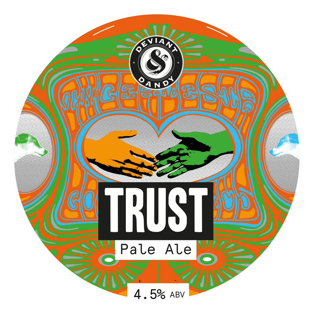 Trust - Pale Ale 4.5% (5L Mini-keg)