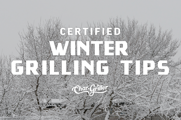Certified Winter Grilling Tips