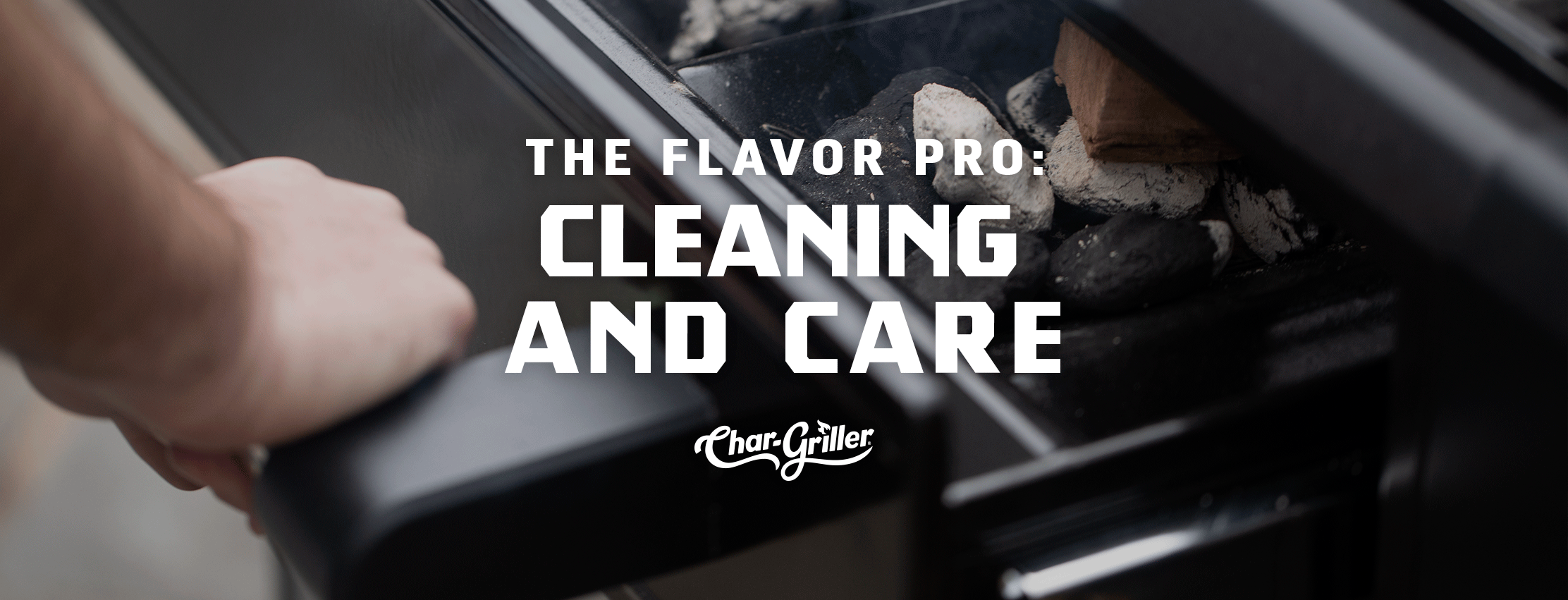 The Flavor Pro: Cleaning and Care