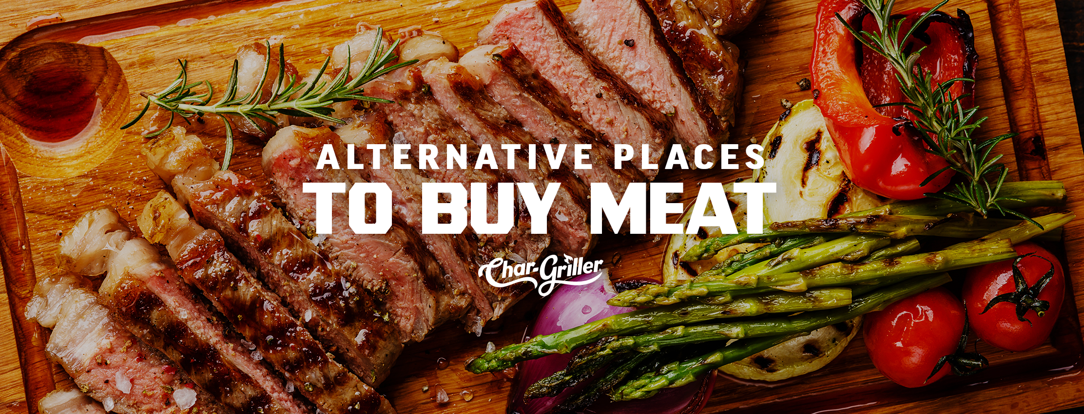Alternative Places to Buy Meat