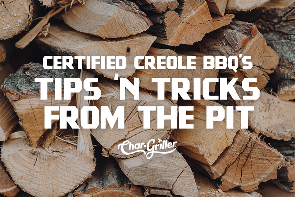 Certified Creole BBQ's Tips N' Tricks in the Pit