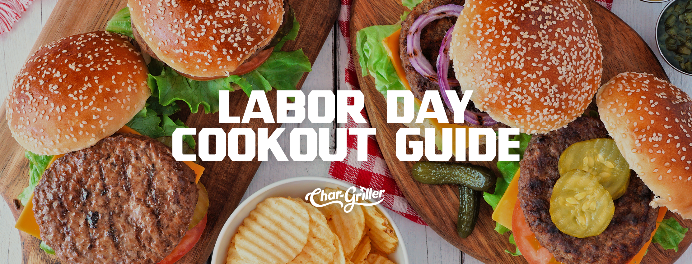 Labor Day Cookout Guide