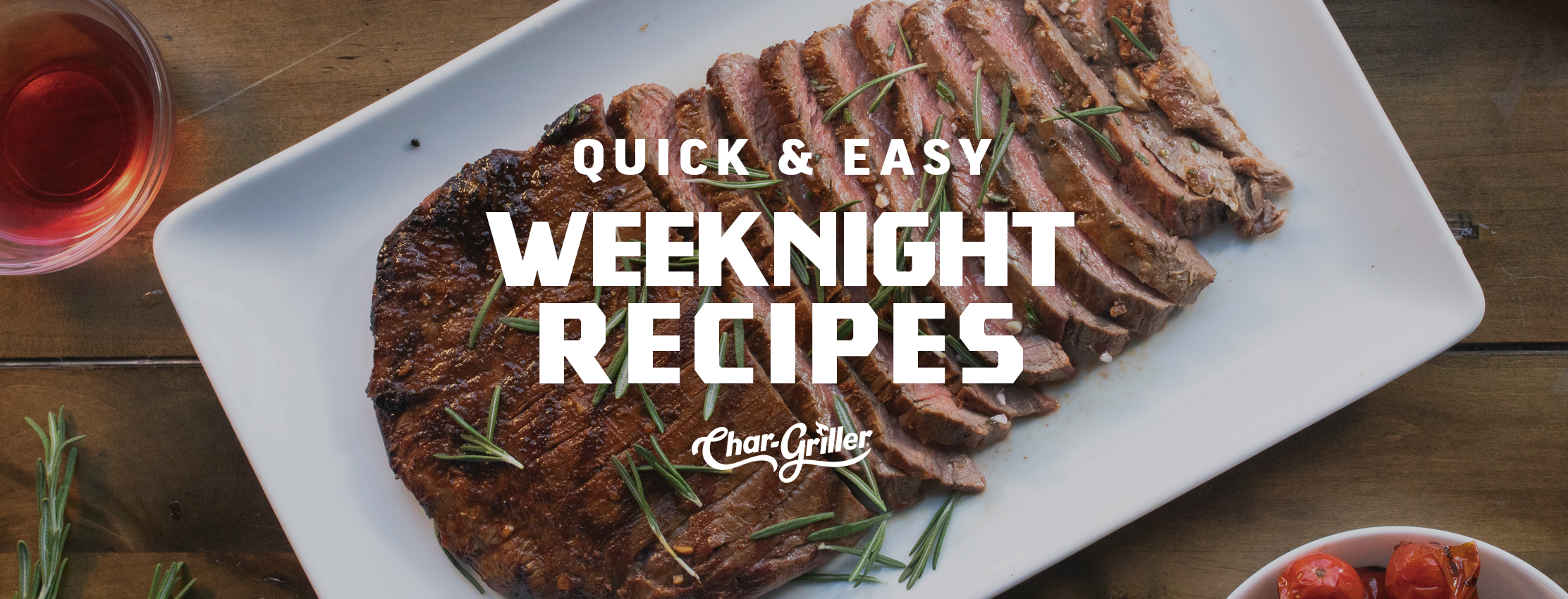 Easy Weeknight Recipes