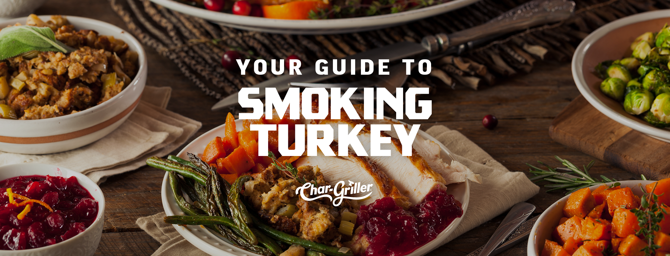 How to Smoke A Turkey