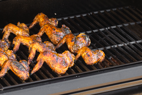 Flavor Pro Smokey Grilled Chicken Wings