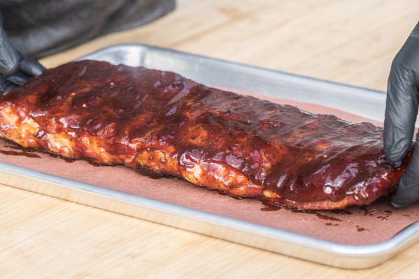 Certified Competition Smoked Ribs