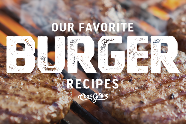 Our Favorite Burger Recipes
