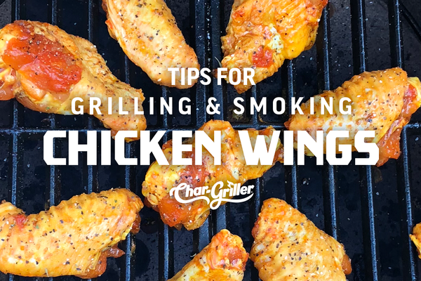 Tips for Grilling and Smoking Chicken Wings