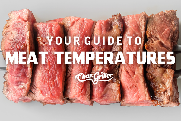 Guide to Meat Temperatures: Steak