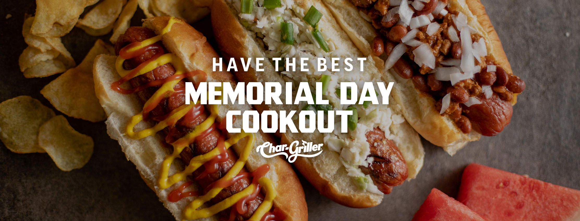 How to Have the Best Memorial Day Cookout