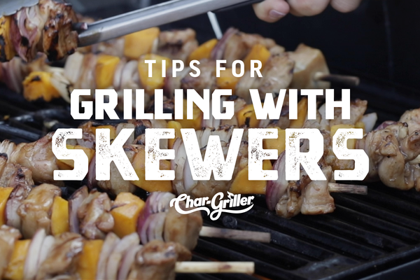 Tips For Grilling Skewers
